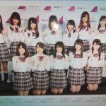 <乃木坂46>3期生12人がお披露目 3年ぶりの新メンバー