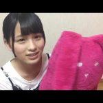 乃木坂46 大園桃子 16歳 3期生オーディション (2016/08/31) SHOWROOM Nogizaka46 Ozono Momoko