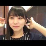 与田祐希 乃木坂46 第3期候補生 No,9番 SHOWROOM オーディション16才 2016,08,27