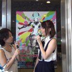 【TGS2014】 動画レポート:元「乃木坂 46」 のガチンコゲーマー岩瀬佑美子が東京ゲームショウにやってきた!