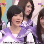 生田絵梨花と永島聖羅 爆発する風船を引くのはどっち – 乃木坂46