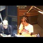 「沈黙の金曜日」⇒(乃木坂46永島聖羅さんご卒業発表後初ラジオでございます。) 2015/12/18/前半