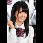 乃木坂46・大園桃子:憧れは齋藤飛鳥 暫定センター「自分にできるか不安」