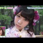 欅坂46 小林由依さんと浴衣で花火大会に行ったなら