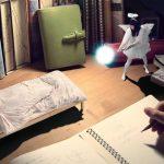 長沢菜々香(欅坂46)主演 ブラックブラック「受験勉強に集中する米谷奈々未。 目の前には、誘惑ばかり… 悪魔オダと天使ナナコが囁いてくる 悪魔オダに唆される米谷… 」 つぶやきCMグランプリ