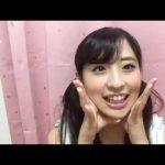 【SHOWROOM】 井口 眞緒 けやき坂46(ひらがなけやき)