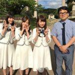 【乃木坂46】本日7月6日深夜放送「MBS SONG TOWN」秋元&相楽&星野が京都で坂を巡る!