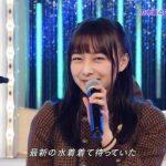 【乃木坂46】絢音ちゃんはこのぎこちない笑顔も魅力の一つだよね…(*´∀`*)
