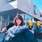 【乃木坂46】「美人百花」衛藤美彩の撮影オフショットが公開!
