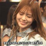 【法則】エース白石(92)→→→西野(94)→→→生田(96)→→→飛鳥(98)→→→