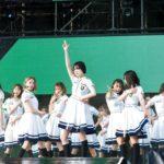 【衝撃】ライブ開始時の平手さんのポーズwwwwwww