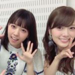 【速報】白石麻衣、西野七瀬の 「2人だけ」 でライブ決定キタ━━━(゚∀゚)━━━!!