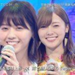 【卒業】白石麻衣、西野七瀬卒業への思いを語る