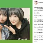 【朗報】生駒里奈、西野七瀬に「卒業おめでとう」2ショット!