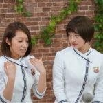 【えっ】キャプテン桜井「掛橋ちゃんは中田に似てる」wwwwwww