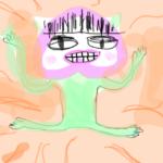 【乃木坂46】桃子ブログ、たまちゃんが描いてくれた絵がwww