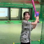 【動画】渡辺みり愛ちゃん、バッティングセンターで打者になるwwwwwww