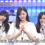 【悲報】白石麻衣ラスト出演フィーチャーの「うたコン」の視聴率がwwwwwww