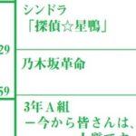 【乃木坂46】新番組「乃木坂革命」クル━━━━(゚∀゚)━━━━!?